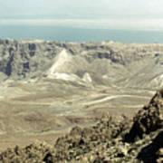 Holy Land: Masada Poster