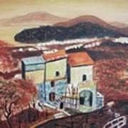 House Sorento Italy Poster