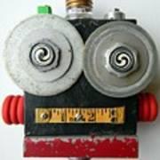 Hypno Bot Poster by Jen Hardwick