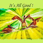 It's All Good 2 Poster