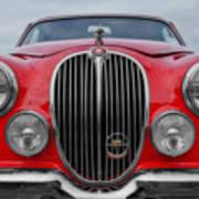 Jaguar Mark 2 Poster