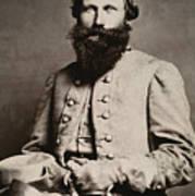 James E. B. Jeb Stuart Poster