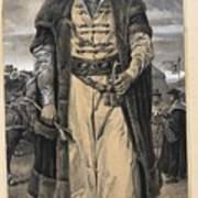 Jan Zizka Of The Chalice Poster
