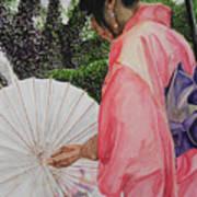 Japanese Based Poster by Kodjo Somana