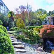Japanese Garden 3 Poster