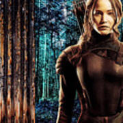 Jennifer Lawrence Collection Poster