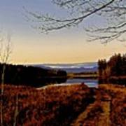 Kanasatka Lake Poster