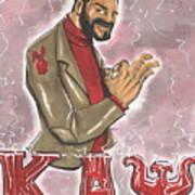 Kappa Alpha Psi Fraternity Inc Poster by Tu-Kwon Thomas