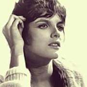 Katharine Ross, Vintage Actress Poster