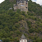 Katz Castle, Loreleystadt Poster