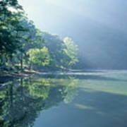 Lake Poster