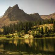Lake Blanche Poster