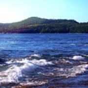 Lake Superior Landscape Poster