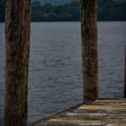Lake Windermere Cumbria Poster
