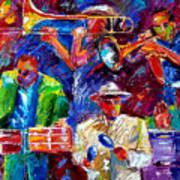 Latin Jazz Poster