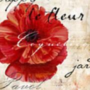 Le Pavot  Poster
