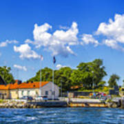 Leaving Gotland Poster