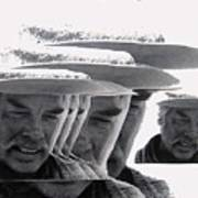 Lee Marvin Monte Walsh Variation 2 Old Tucson Arizona 1969-2012 Poster