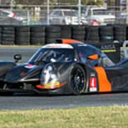 Ligier Js P3 Le Mans Prototype 3 Lmp3 Poster