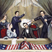 Lincoln Assassination Poster