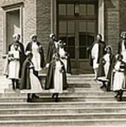 Lincoln School For Nurses Poster