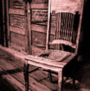 Loomis Ranch Chair Poster