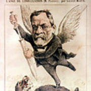 Louis Pasteur (1822-1895) Poster