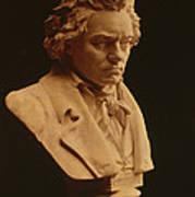 Ludwig Van Beethoven, German Composer Poster