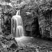 Lumsdale Falls Poster