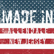 Made In Allendale, New Jersey Poster