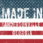 Made In Andersonville, Georgia Poster