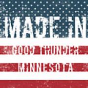 Made In Good Thunder, Minnesota Poster
