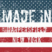 Made In Harpersfield, New York Poster