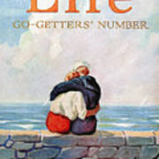 Magazine: Life, 1925 Poster