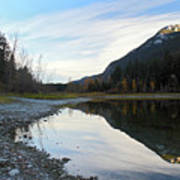 Marble Canyon British Columbia Poster