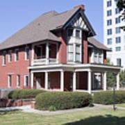 Margaret Mitchell House In Atlanta Georgia Poster