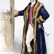 Mens Fashion, 1894 Poster