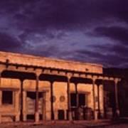 Mexican Cantina Rio Lobo Set Old Tucson Arizona 1970-1980 Poster