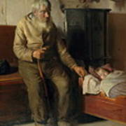 Michael Peter Ancher Poster