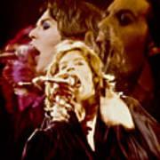 Mick Trio Poster