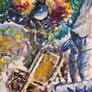 Miles Davis Jazz Poster