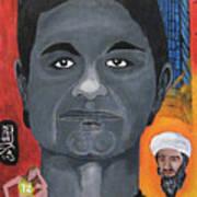 Mohamed Atta Poster by Darren Stein