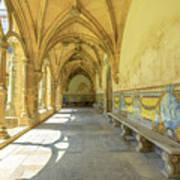 Monastery Of Santa Cruz Poster