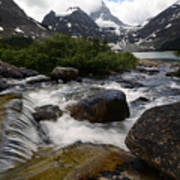 Mount Assiniboine Canada 17 Poster