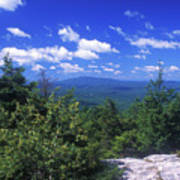 Mount Monadnock From Pack Monadnock Poster