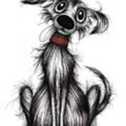 Mr Bark Poster