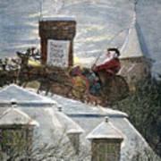 Nast: Santa Claus Poster by Granger