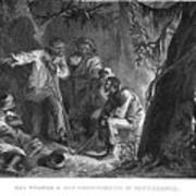 Nat Turner (1800-1831) Poster