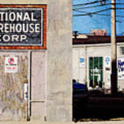 National Warehouse Corp Poster
