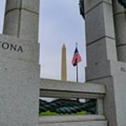 National World War II Memorial Poster